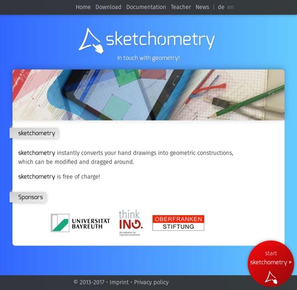 Sketchometry