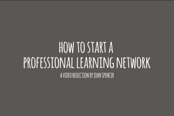 Edu-Sketch: How to Start a PLN