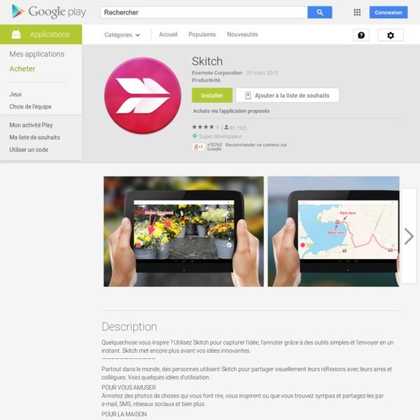 Skitch - Aplikacje Android w Google Play