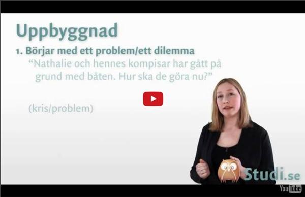 Skriva en novell (Svenska) - Studi.se