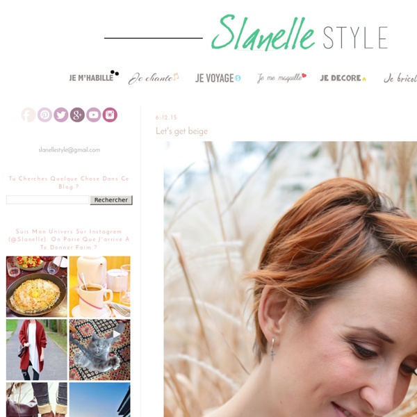 Slanelle Style