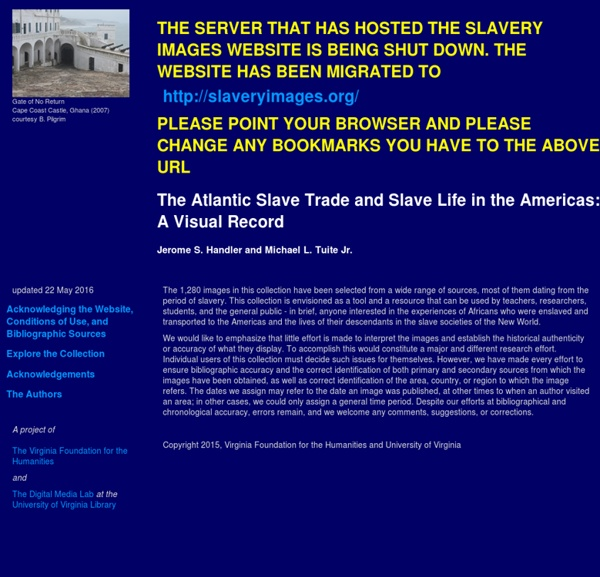 Slavery Images