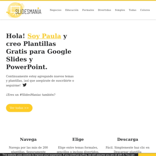 Free Google Slides themes and PowerPoint templates.