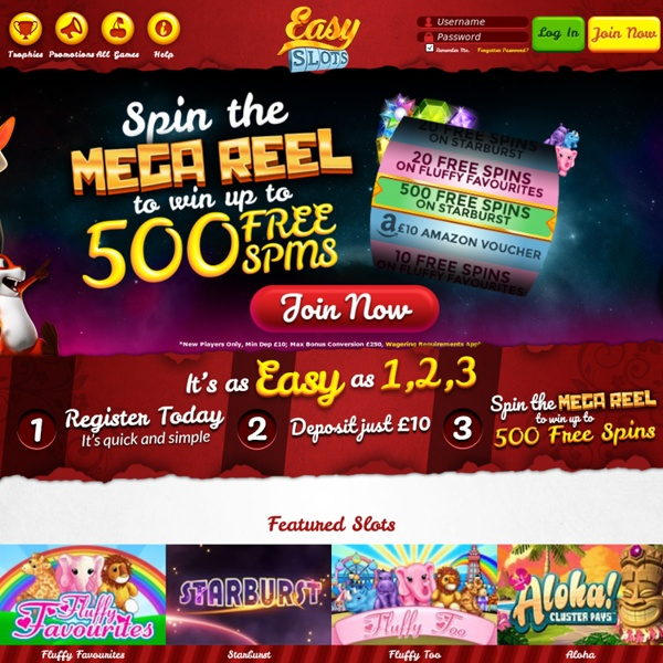 Play slots online and get 20 free spins