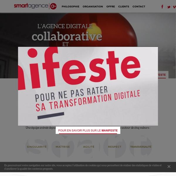 Smart Agence - Communication corporate et digitale