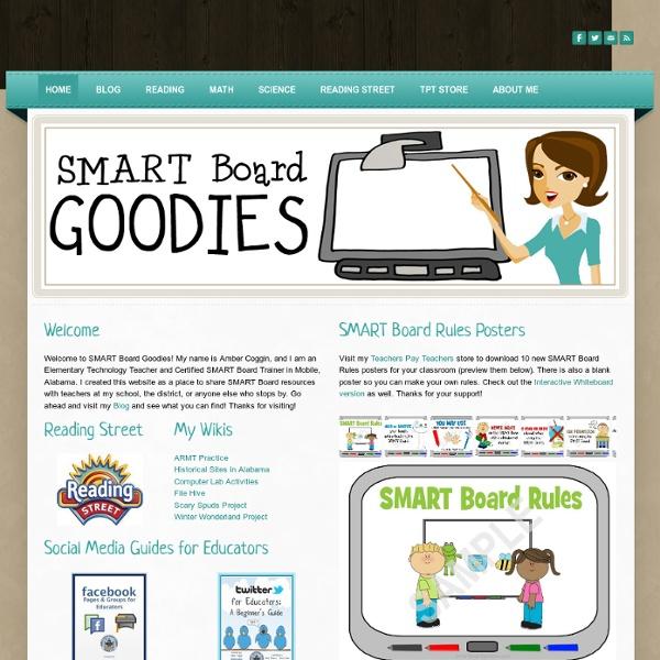 SMART Board Goodies