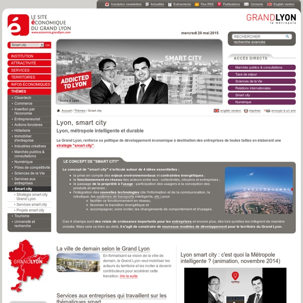 Smart City Lyon