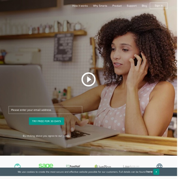 Smarta - Business advice and tools for Startups & Small Businesses