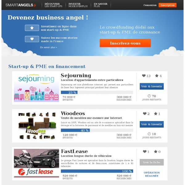 Investir en direct dans les PME de croissance avec le crowdfunding