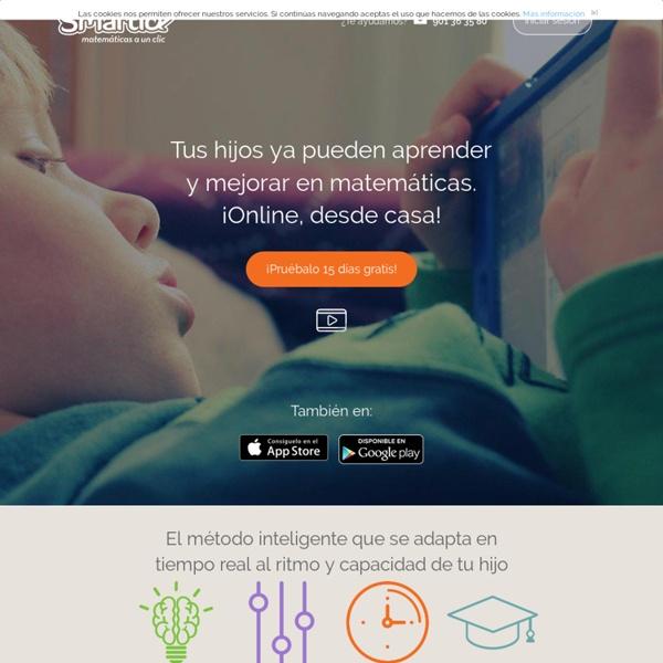 Matemáticas de primaria para niños online