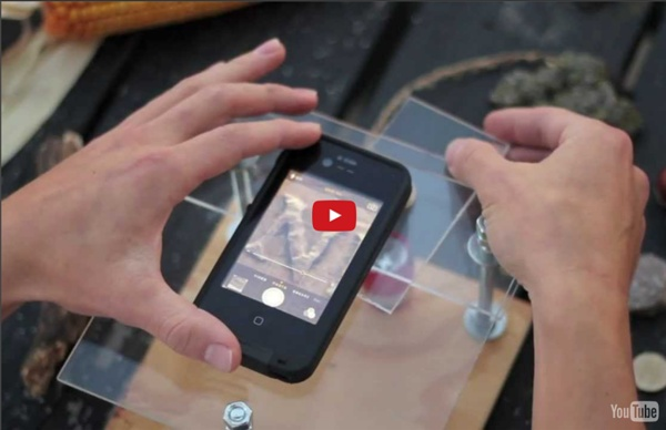 Turn Your Smartphone Into a Digital Microscope!