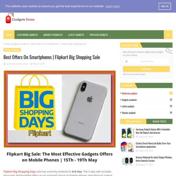 Best Offers On Smartphones