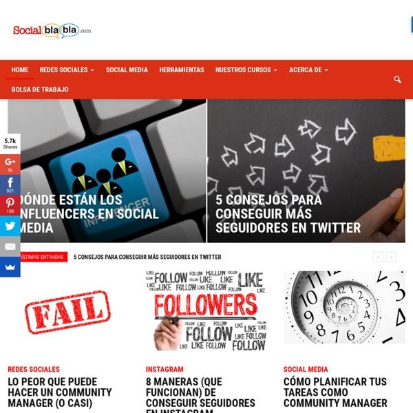 Social BlaBla - El Portal líder de Social Media en español