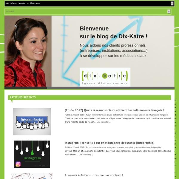 Dix-Katre : Médias sociaux et réseaux professionnels