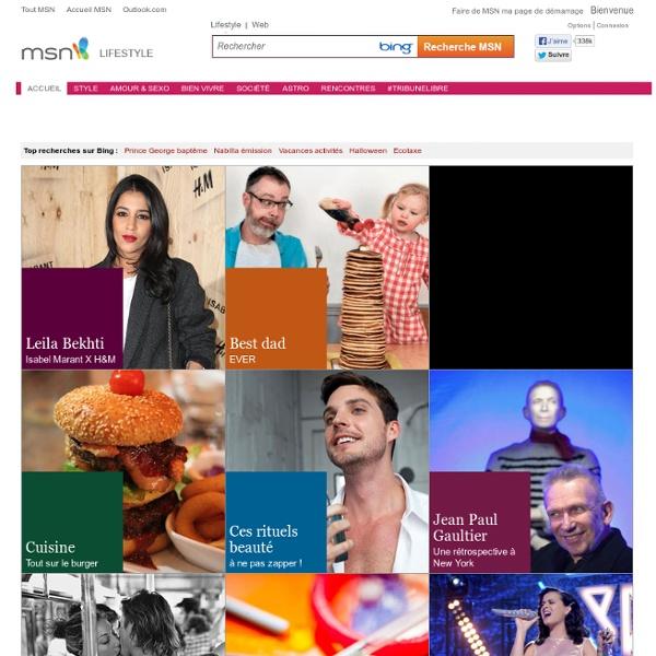 L'amour, le sexe et moi : le blog de Marie sur MSN Femmes