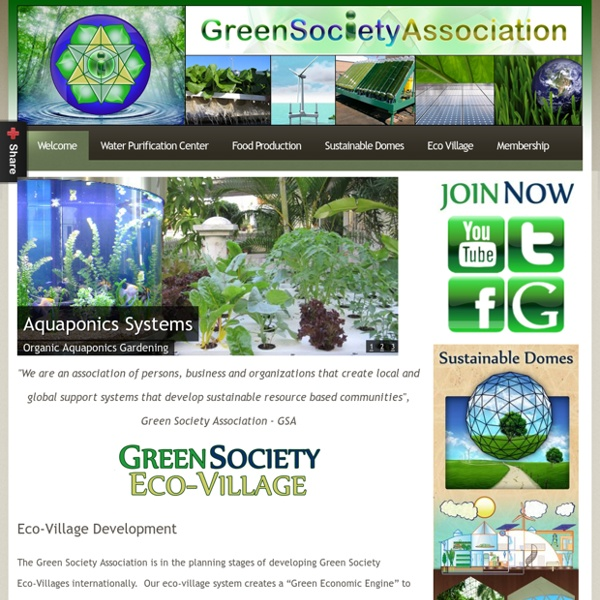 Green Society Association