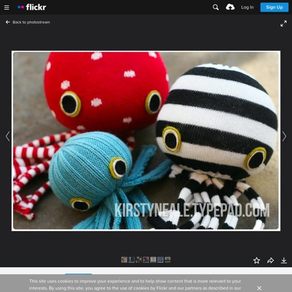 Socktopuses - Flickr