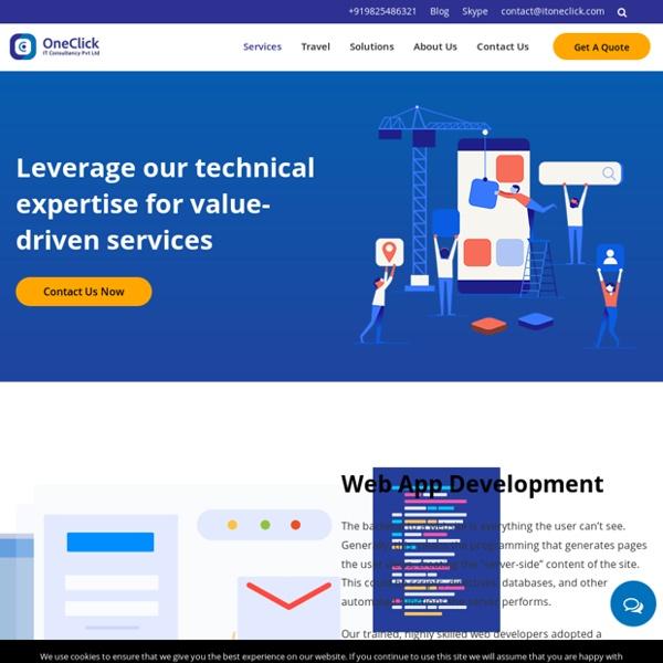 Software design & development service provider company