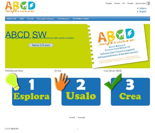 Software per bambini autistici