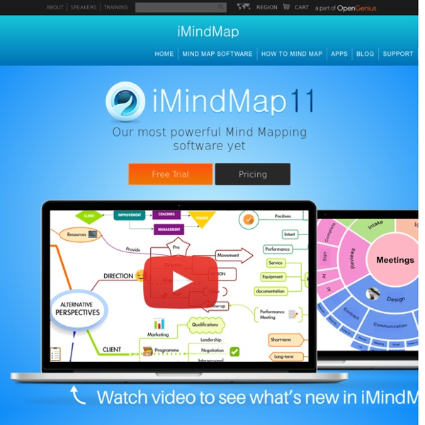 software - Imindmap Software