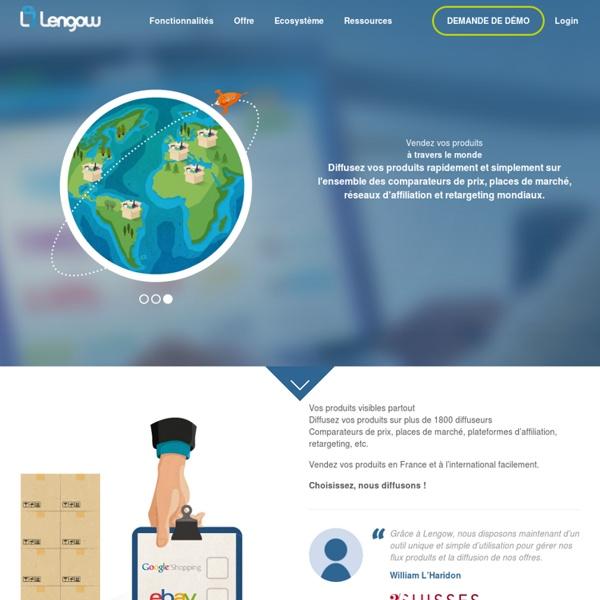La solution pour une meilleure rentabilité de vos campagnes marketing - Lengow