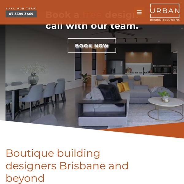 Urban Design Solutions » Building Designers Brisbane
