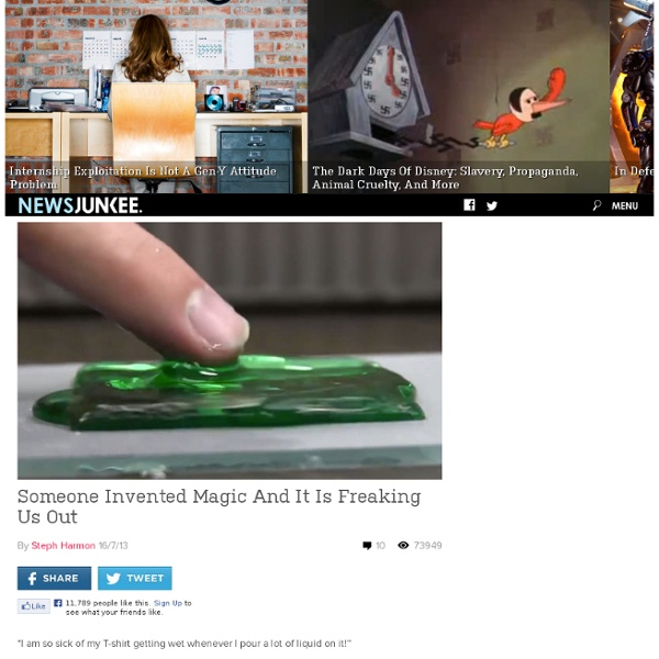 Someone Invented Magic And It Is Freaking Us Out