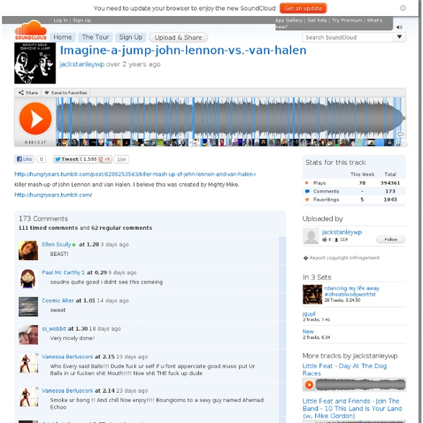 Van Soundcloud