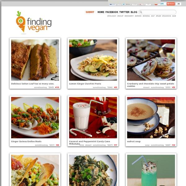 Vegan food photos - Vegan Recipes