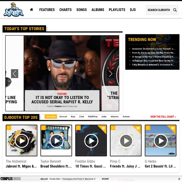 New Hip Hop Songs, Music Charts, Mixtapes, Albums on DJBooth