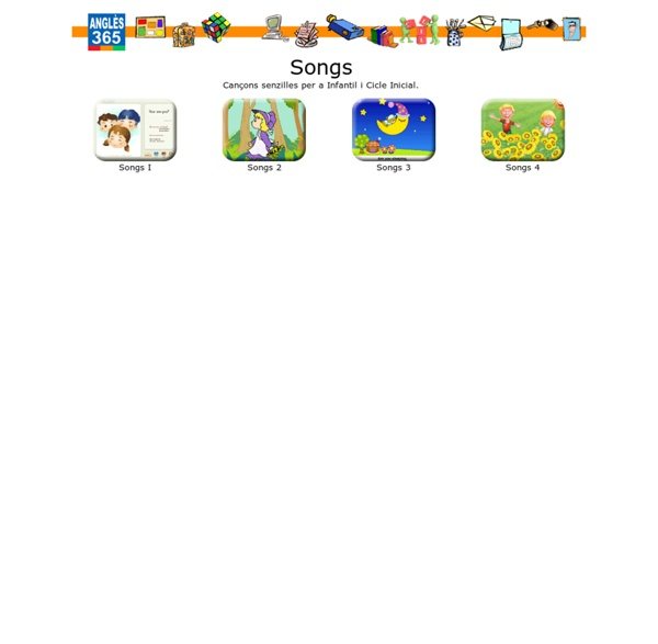 Songs Infantil i Cicle Inicial
