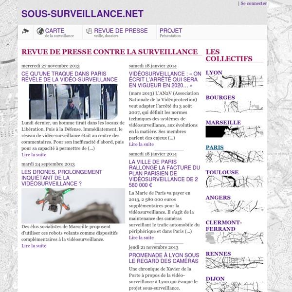 Sous-Surveillance.net