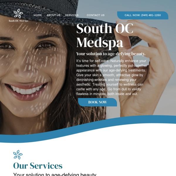 South OC Med Spa - #1 Orange County Med Spa for Skin Treatments