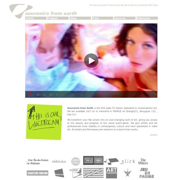 Art TV Station for Video Art, Film & Music