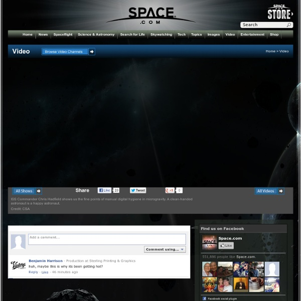 Outer Space, Space Shuttle & Solar System Videos