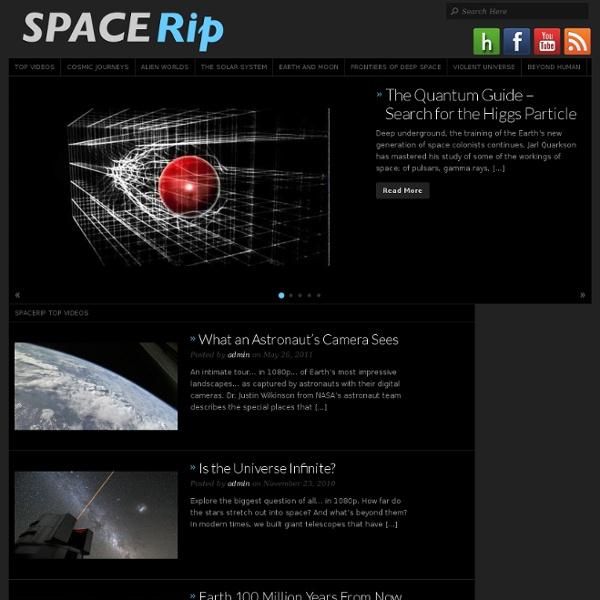 SpaceRip Top Videos