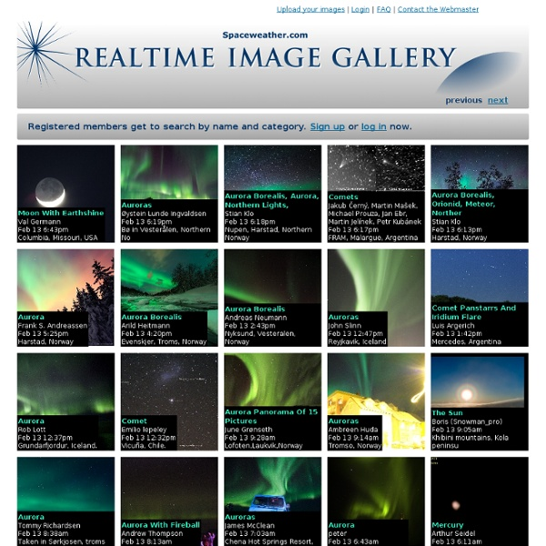 Realtime Image Gallery
