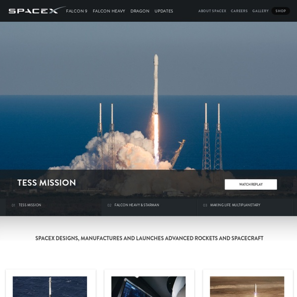 Space Exploration Technologies Corp. - SpaceX
