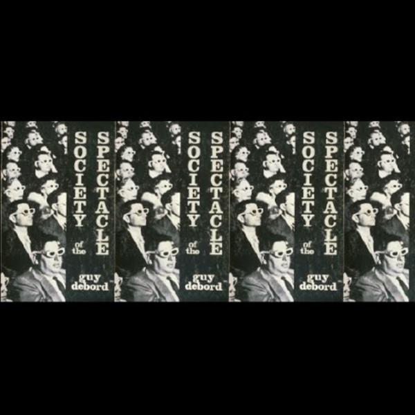 « La société du spectacle », par Patrick Marcolini (conférence vidéo sur Guy Debord, BNF, 2013)