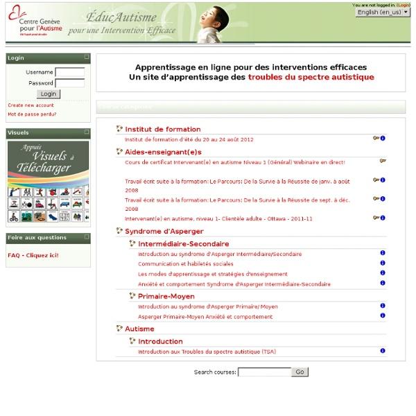 Apprentissage en ligne pour des interventions efficaces