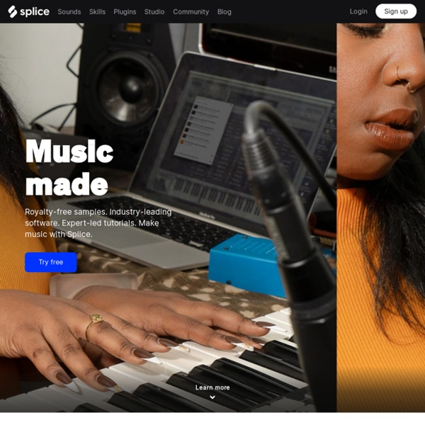 Splice - Music Made Better