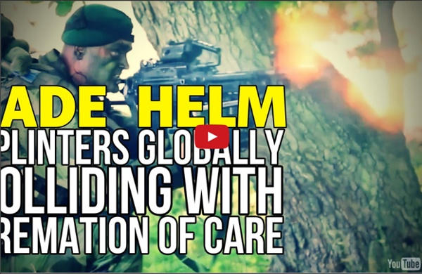 JADE HELM splinters globally colliding with Cremation of Care