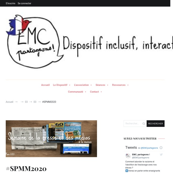 #SPMM2020 -