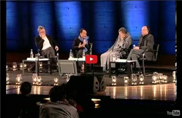 Débat avec Pierre Rabhi, Samuel Rouvillois