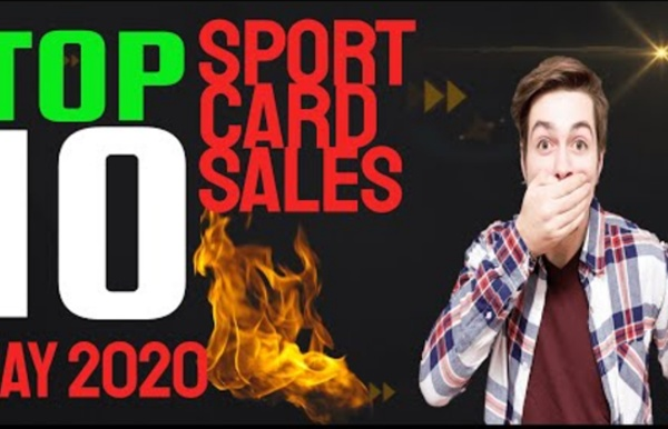 May 2020 Sports Cards Sales