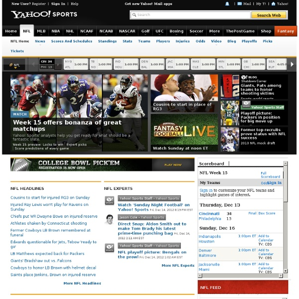 college football league yahoo sports football scores