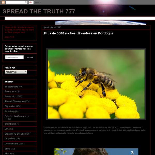 SPREAD THE TRUTH 777