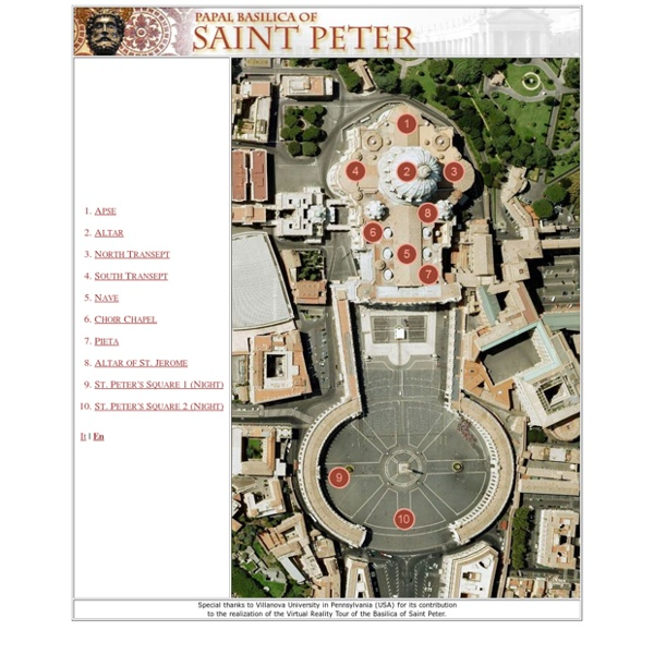 St. Peter - VR Tours