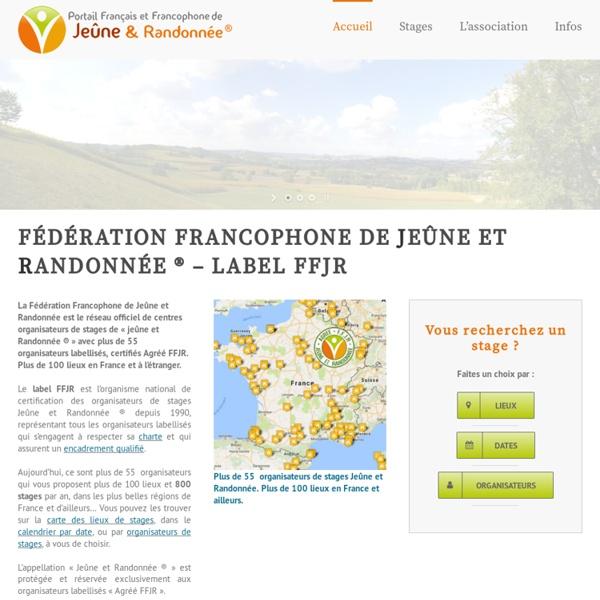 Portail Français et Francophone de Jeûne et Randonnée