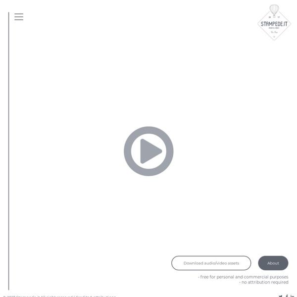Free audio-visual packs
